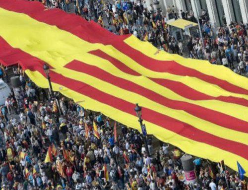 El divorcio de Cataluña