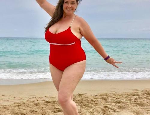 No es apología de la obesidad, es apología de la actitud.